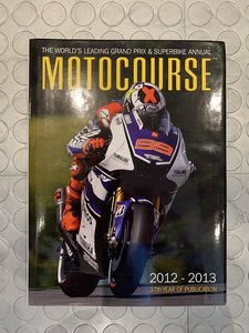Motocourse 2012-2013