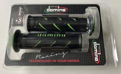Domino handvat zwart/groen