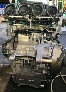 Kawasaki ZX10-R 11/15 Engine Compleet gereviseerd. Nieuwe krukas.